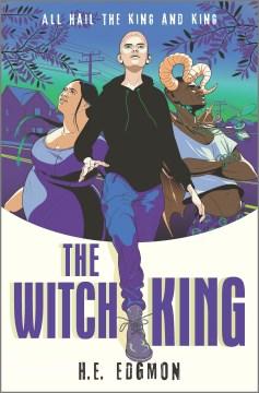 El Rey Brujo, portada del libro
