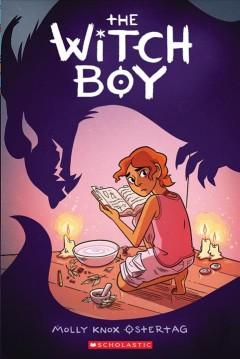 Witch Boy by Molly Knox Ostertag