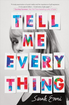 Tell Me Everything, book cover