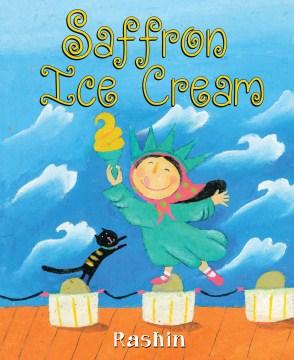 Saffron Ice Cream, book cover