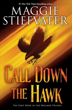 Call Down the Hawk, book cover