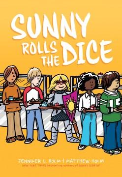 Sunny Rolls the Dice, portada del libro