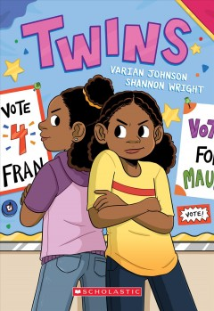Twins / written by Varian Johnson ; illustrated by Shannon Wright.