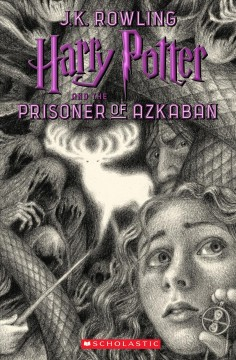 Harry Potter and the Prisoner of Azkaban, book cover