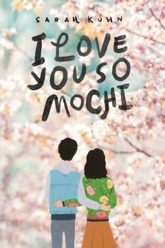 I Love You So Mochi, portada del libro