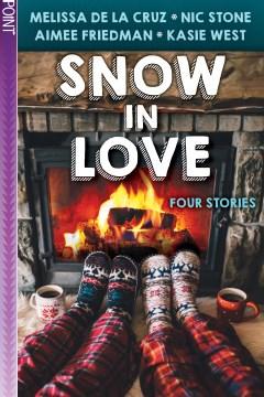 Snow in Love, book cover