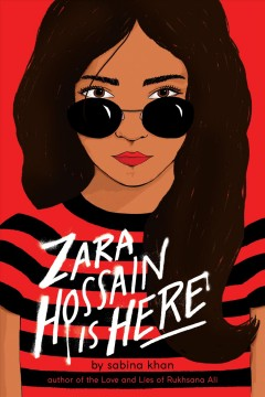 Zara Hossain Is Here, book cover