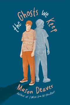The Ghosts We Keep, book cover