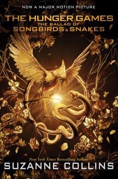 The Ballad of Songbirds and Snakes, portada del libro