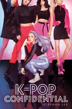 K-pop Confidential, book cover