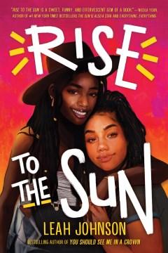 Rise to the Sun, portada del libro