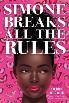 Simone rompe todas las reglas, portada del libro
