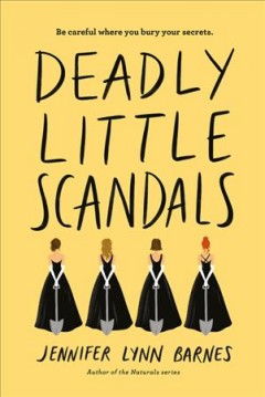 Deadly Little Scandals, book cover