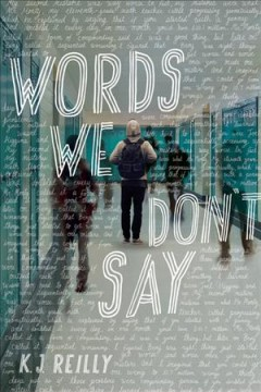 Words We Don't Say, book cover