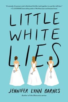 Pequeñas mentiras blancas, portada del libro