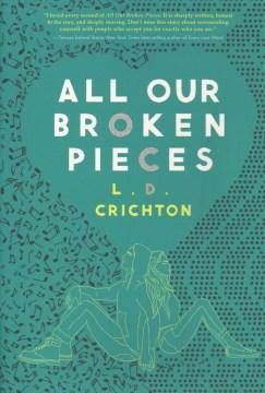 Todas nuestras piezas rotas, portada del libro