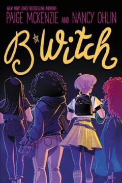 B*witch, book cover
