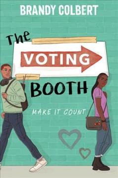 The Voting Booth, book cover