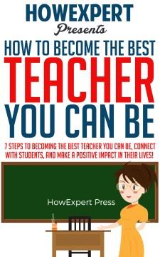 Cómo convertirse en el mejor maestro posible, portada del libro