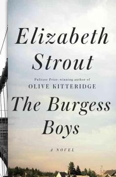 The Burgess Boys by Elizabeth Strout