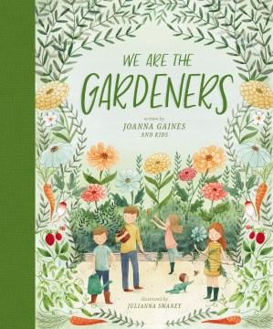 Somos los jardineros, portada del libro