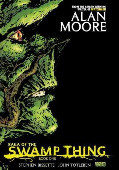 Saga of the Swamp Thing, Book 1, book cover