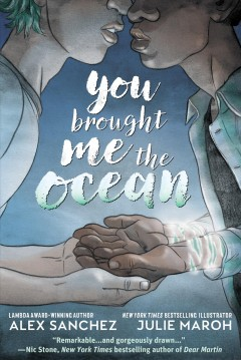 You Brought Me the Ocean by Alex Sanchez