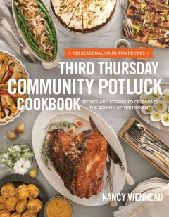 Third Thursday Community Potluck Cookbook, book cover