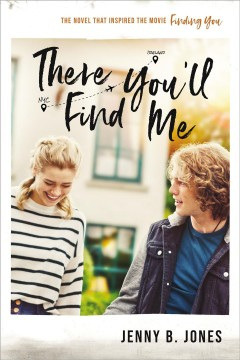 There You'll Find Me, book cover