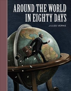 Around the World in Eighty Days, book cover