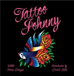 Tattoo Johnny, book cover