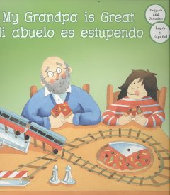 My Grandpa Is Great, book cover