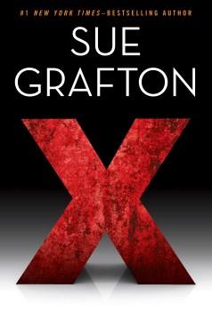 X / Sue Grafton.