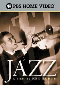 Jazz, book cover