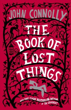 The Book of Lost Things by John Connolly, book cover