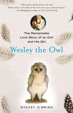 Wesley the Owl: The Remarkable Love Story of an Owl and His Girl by Stacey O