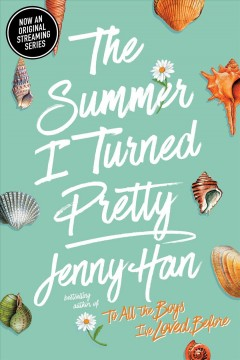 The Summer I Turned Pretty, book cover