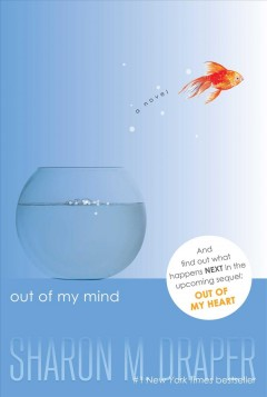 Out of My Mind, book cover