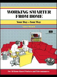 Working Smarter From Home, book cover