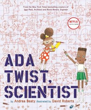 Ada Twist, Scientist, book cover