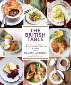 The British Table, book cover