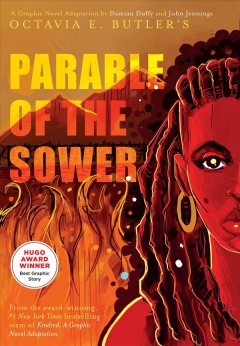 Octavia E. Butler's Parable of the Sower, book cover