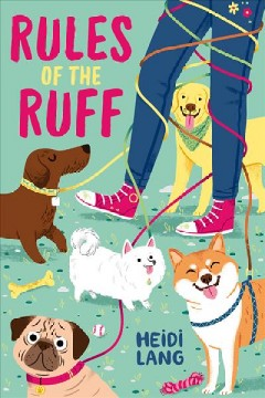 Rules of the Ruff, book cover