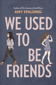 We Used to Be Friends, book cover