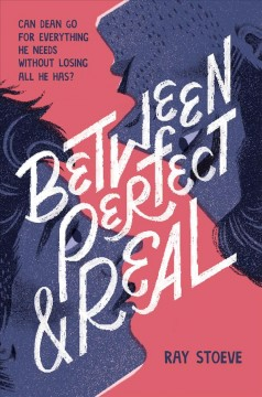 Between Perfect and Real, book cover