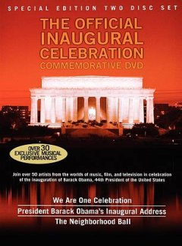 La celebración oficial de inauguración La celebración oficial de inauguración, portada del libro