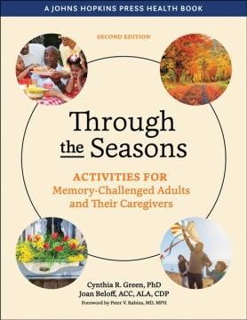 Through the Seasons, portada del libro