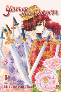 Yona of the Dawn volume 1 by Mizuho Kusanagi