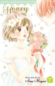 Honey So Sweet 7, portada del libro