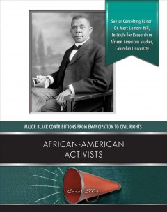 African American Activists, book cover